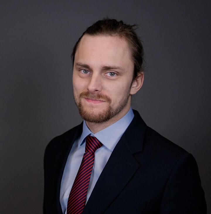 Noah Tell, expert inom Data Engineering