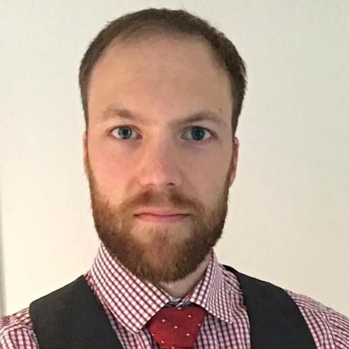 Pieter Gruyters, expert inom analys.