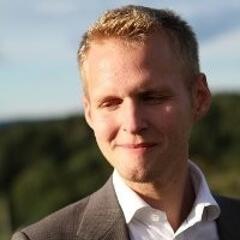 Johan Nodén, senior arkitekt inom business intelligence