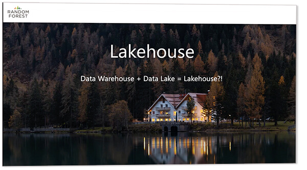 webinar Data Lakehouse