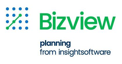 Bizview planning budget prognos